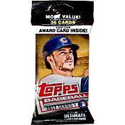 Topps 2017 MLB Baseball Cards Series 1 Value Pack
