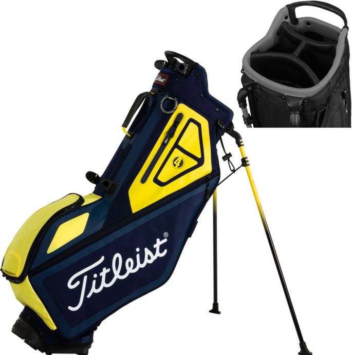 c3f3a7c1ca Titleist Players 4 Stand Bag   Golf Galaxy