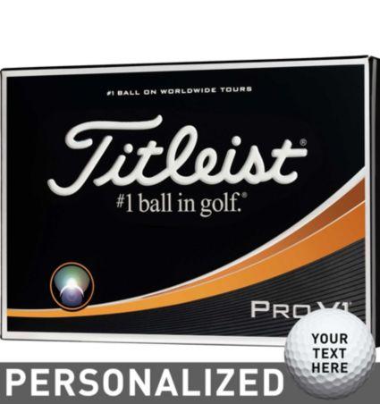 Titleist Pro V1 Custom Same Number Golf Balls