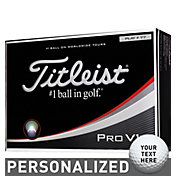 Titleist Pro V1x Custom Double Number Golf Balls - Prior Generation