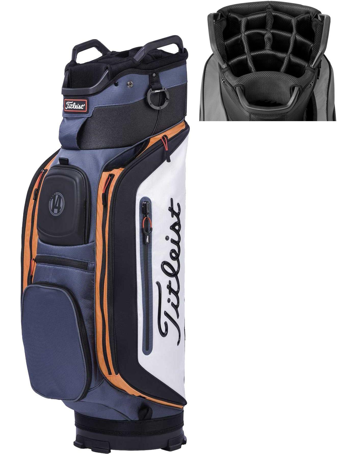Titleist 2018 Club 14 Cart Golf Bag