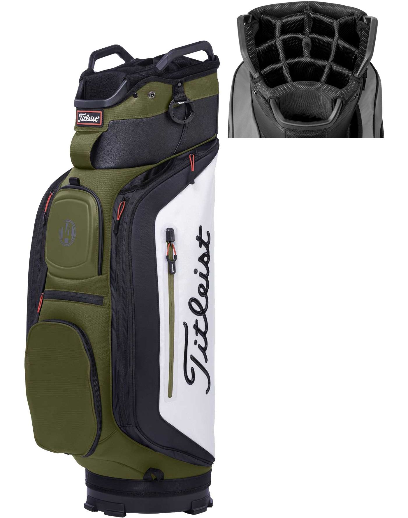 Titleist 2018 Club 14 Cart Bag