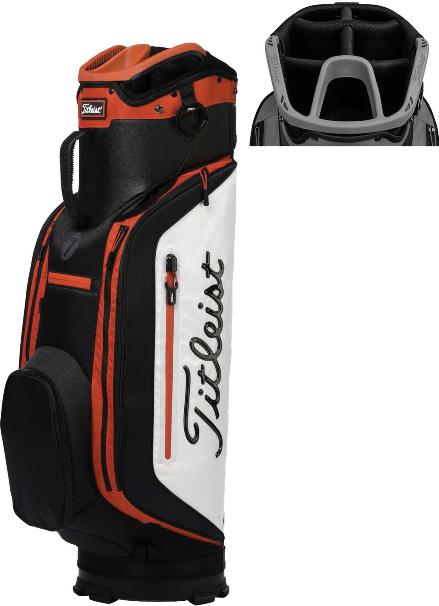 Titleist 2018 Club 7 Cart Golf Bag