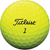 Titleist Tour Soft Yellow Golf Balls - Prior Generation