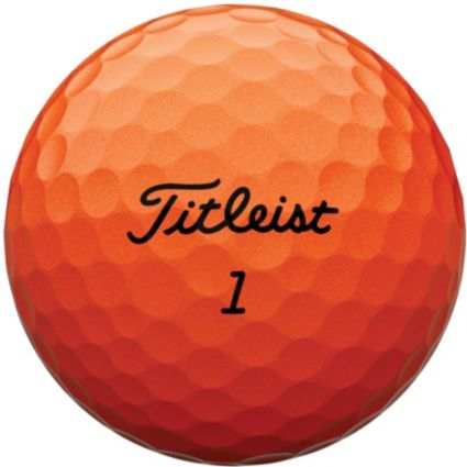 Titleist Velocity Orange Golf Balls