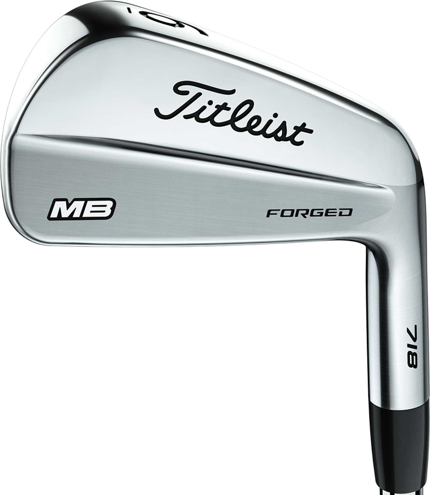 Titleist 718 MB Irons – (Steel)
