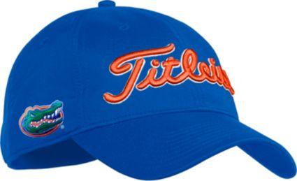 Titleist Florida Gators Collegiate Performance Adjustable Hat