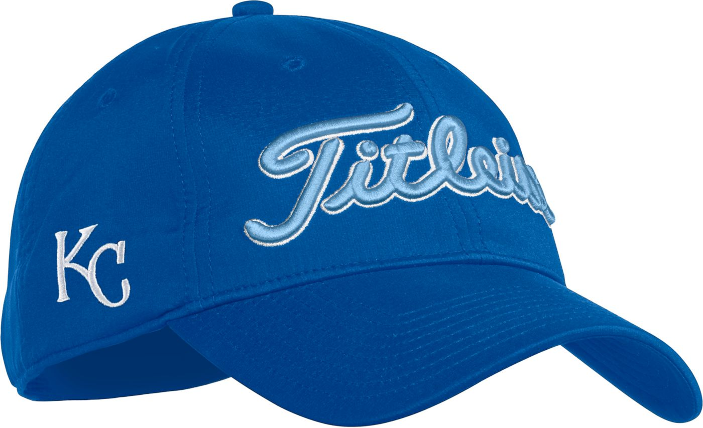 Titleist Kansas City Royals Performance Adjustable Hat