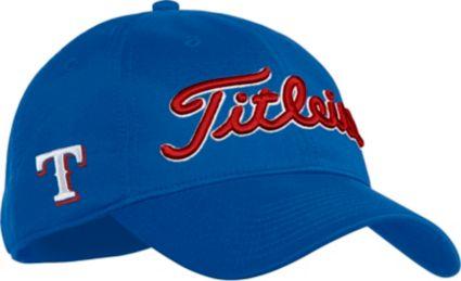 Titleist Men s Texas Rangers Performance Golf Hat  5cb9b3f06