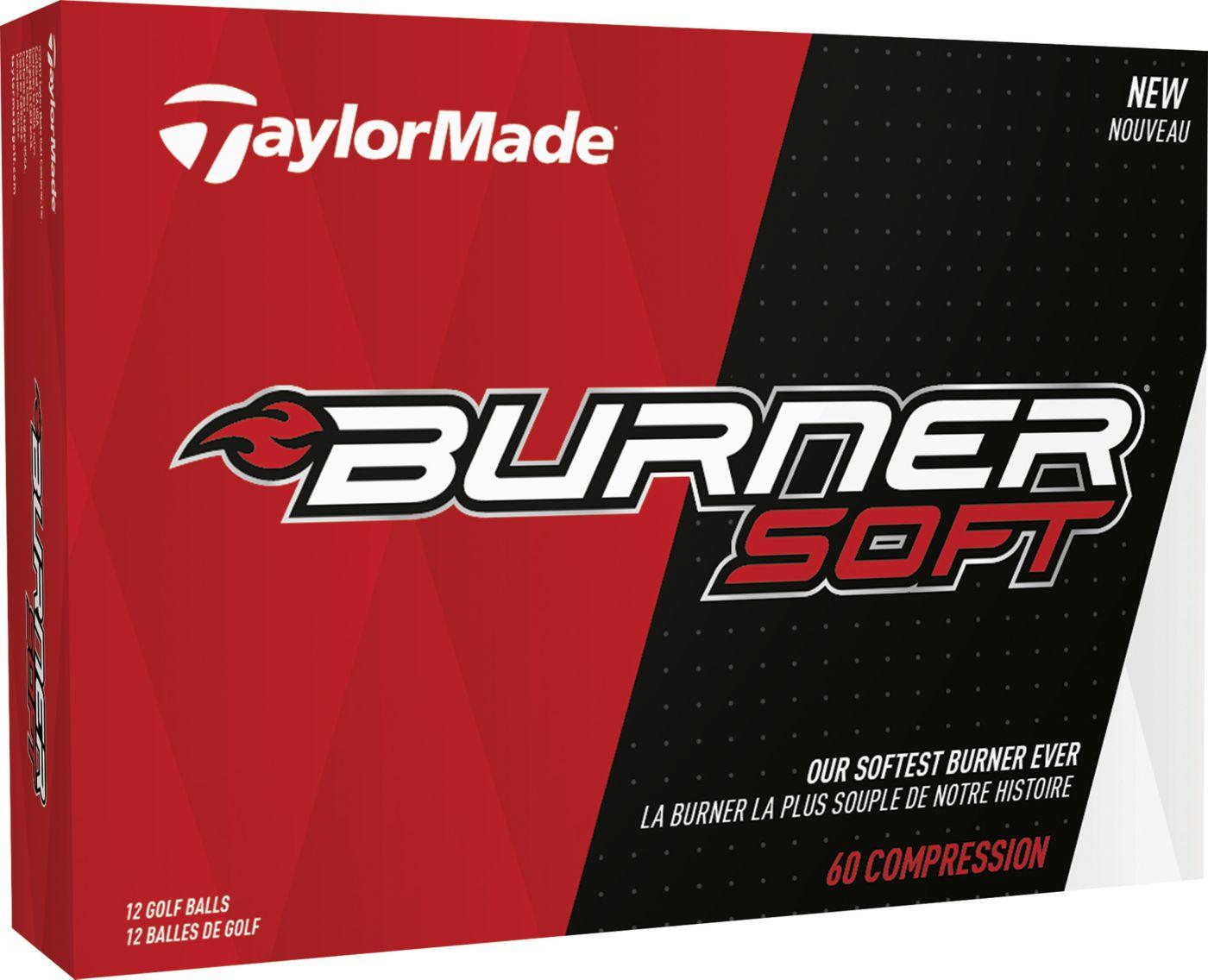 TaylorMade Burner Soft Golf Balls