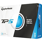 TaylorMade 2017 TP5 Personalized Golf Balls