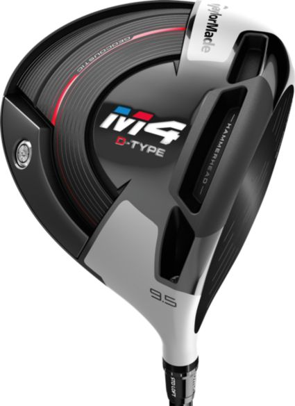 taylormade m4 d type driver golf galaxy