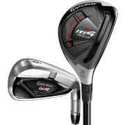 TaylorMade M4 Rescue/Irons – (Graphite)