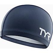 TYR Adult Silicone Comfort Swim Cap