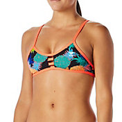 TYR Women's Panama Pacific Tie Back Swim Top