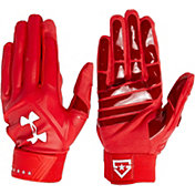 Under Armour Adult Heater Batting Gloves 2018