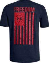 73d1b143aea7 Under Armour Boys  39  Freedom Flag T-Shirt