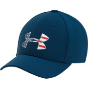 Under Armour Boys' Freedom Low Crown Stretch Fit Hat