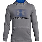 Under Armour Boys' Cotton French Terry Hoodie