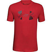 Under Armour Boys' Big Logo Graphic T-Shirt