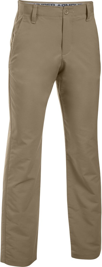 Under Armour Boys' Match Play Pants