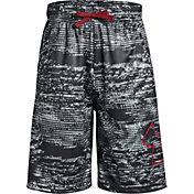 Under Armour Boys' Renegade Printed Shorts