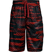 Under Armour Boys' Renegade Printed Shorts
