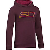 49d75ba9a860 Under Armour Boys  SC30 Fleece Logo Hoodie