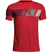 Under Armour Boys' Siro Tech T-Shirt