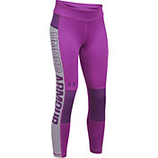 Under Armour Girls' Colorblock Capris Leggings