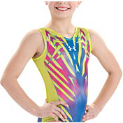 Under Armour Girls' ArmourFuse Align Gymnastics Leotard