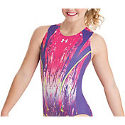 Under Armour Girls' ArmourFuse Launch Gymnastics Leotard