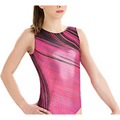 Under Armour Girls' ArmourFuse Ambition Gymnastics Leotard
