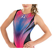Under Armour Girls' ArmourFuse Vitality Gymnastics Leotard
