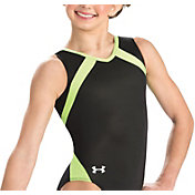 Under Armour Girls' Consistent Gymnastics Leotard