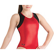 Under Armour Girls' Improve Gymnastics Leotard