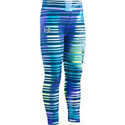 Under Armour Little Girls' Stripey Leggings