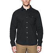 Under Armour Men's Buckshot Fleece Button Up Long Sleeve Shirt