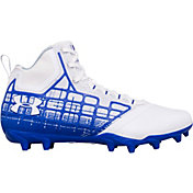 Under Armour Men's Banshee Mid MC Lacrosse Cleats