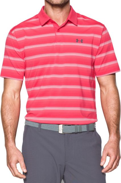 Under Armour CoolSwitch Bermuda Stripe Polo