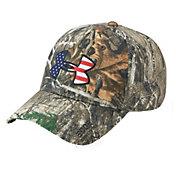 605ff632343 Under Armour Men s Big Flag Camo Hat