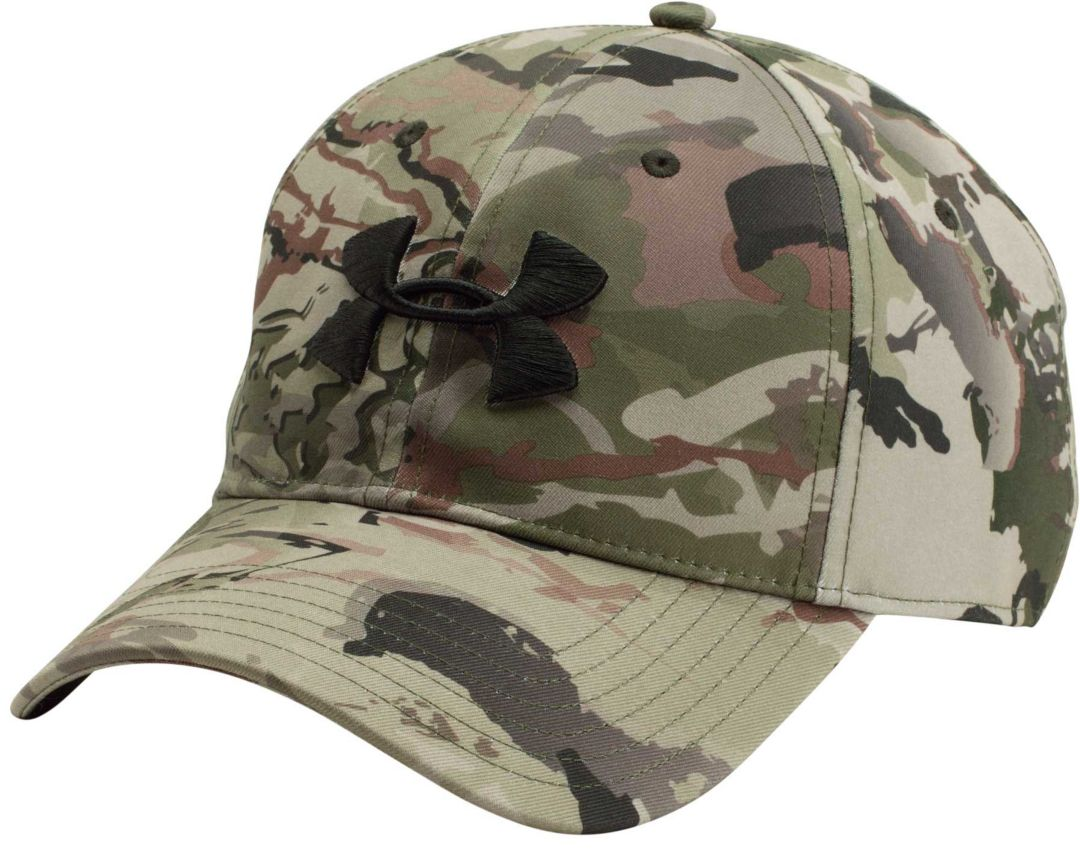 4547fd087 Under Armour Men's Camo 2.0 Hunting Hat