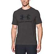 Under Armour Men's Camo Knockout Logo Long Sleeve T-Shirt
