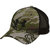 Under Armour Men's Camo Mesh 2.0 Trucker Hat
