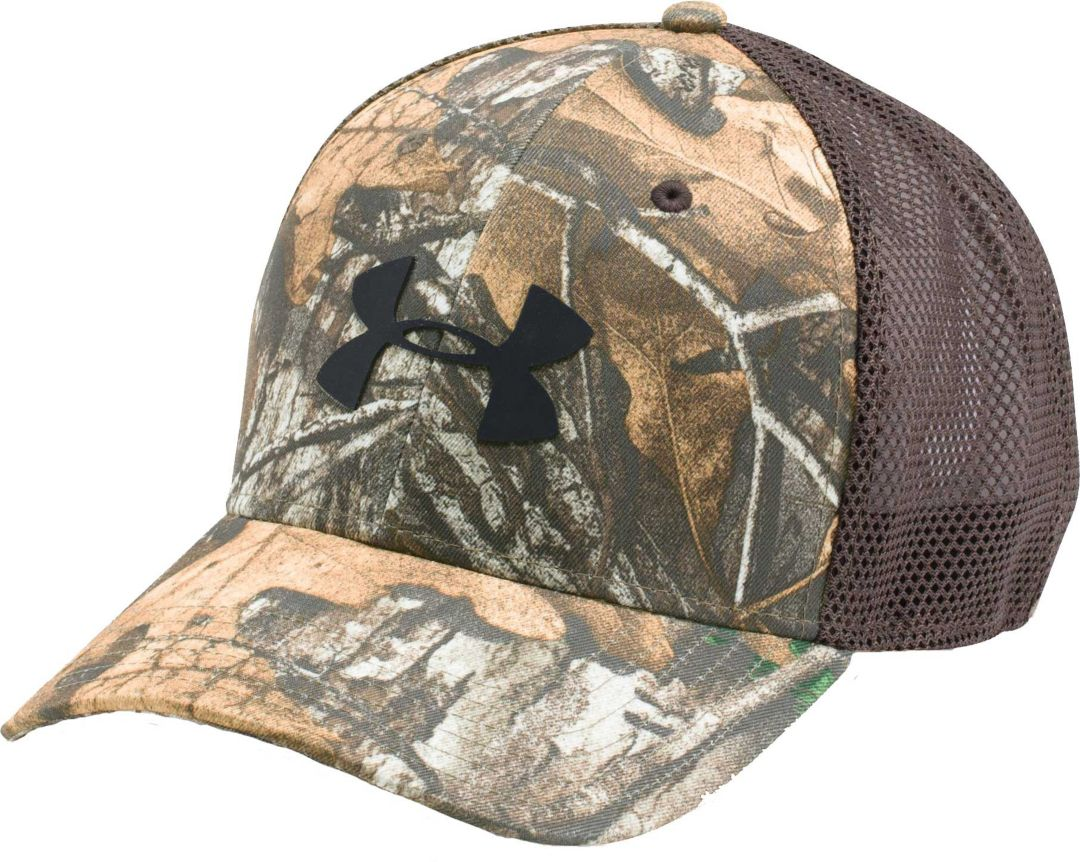 sports shoes 36770 ab884 Under Armour Camo Mesh 2.0 Hat 1