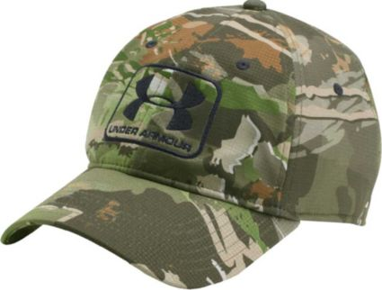 cf3ed344d42 Under Armour Men s Stretch Fit Hunting Hat