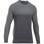 Under Armour Men's Crew Pannel Golf Sweater