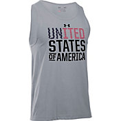 Under Armour Men's United States of America Graphic Tank Top