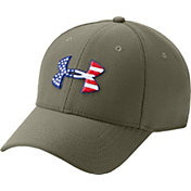 Under Armour Men's Freedom Flag Blitzing Hat