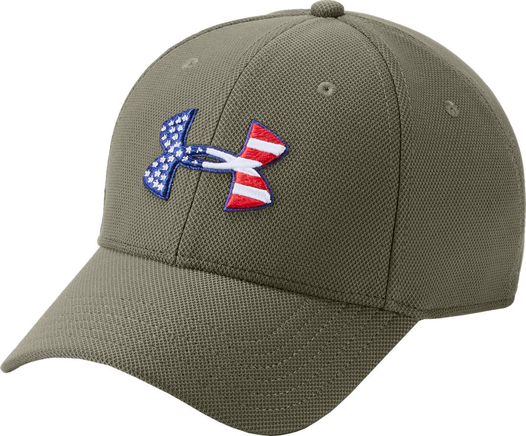 547bf756 Under Armour Men's Freedom Flag Blitzing Hat